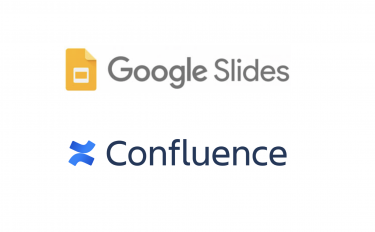 How do we show Google Slides etc on a confluence page