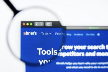 プロ仕様のSEO分析ツールAhrefs(エイチレフス)の使い方を紹介!