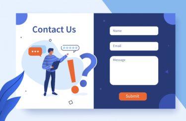 オススメのメールフォーム作成ツール11選!問い合わせフォームを無料作成!