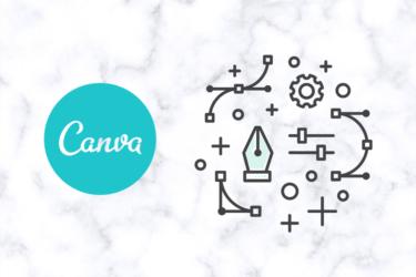 オンラインデザインツールCanvaの使い方 | 無料で様々なデザインが編集できる