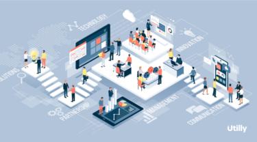 オンラインオフィスサービスmycrewを紹介!リモートワーク時代のチームビルディングに最適
