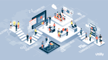 オンラインオフィスサービスmycrewを紹介!使い方や特徴、導入メリットなど
