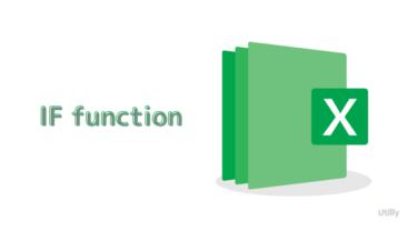 ExcelのIF関数とは?基本から応用まで、便利な使い方を徹底解説